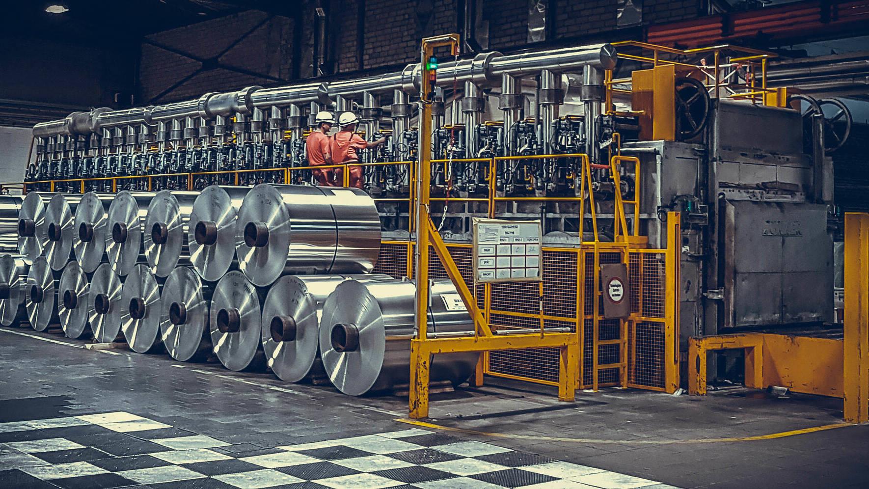 Aluminiumindustrie Deutschland